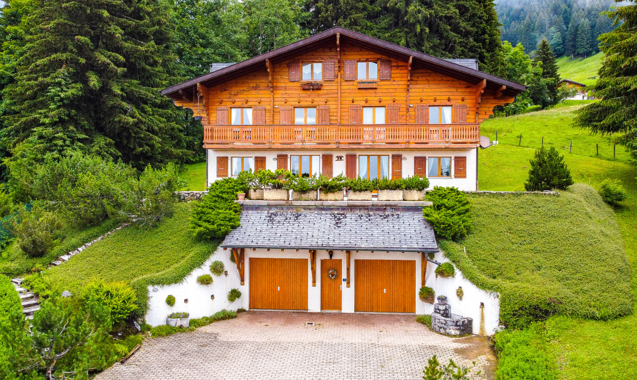 House  for sale in Vaud Villars-sur-Ollon