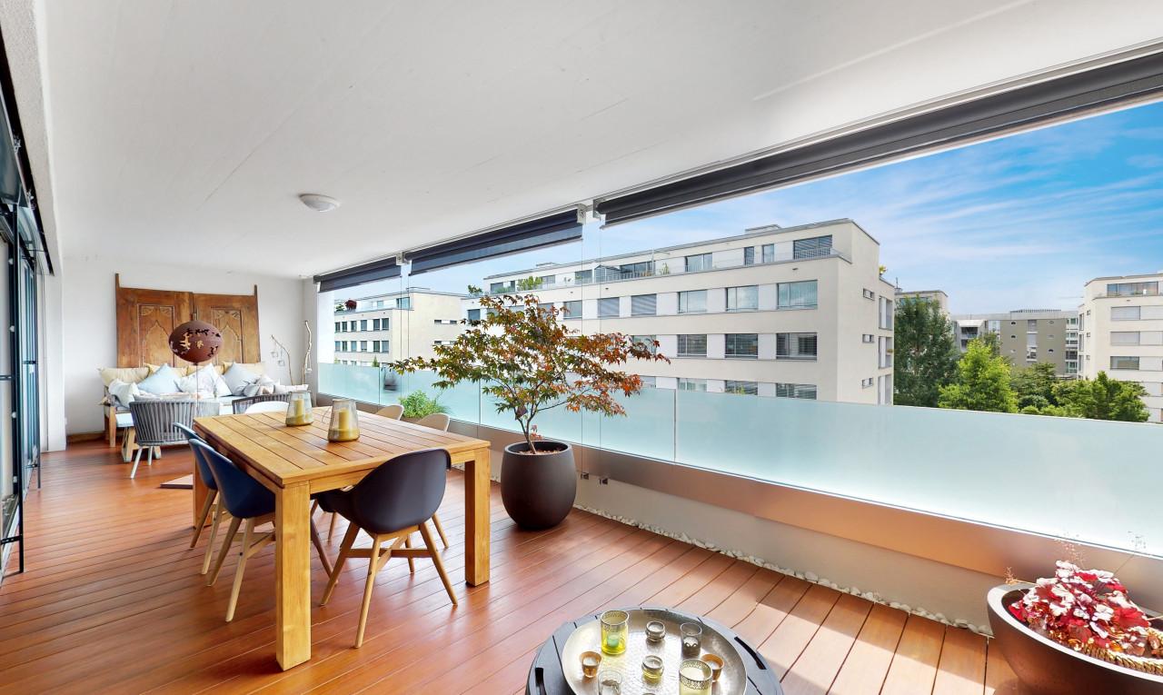 Wohnung zu verkaufen in Zürich Opfikon