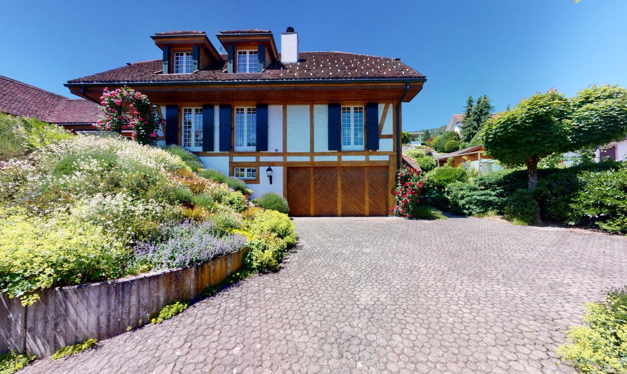 Haus zu verkaufen in Solothurn Balsthal