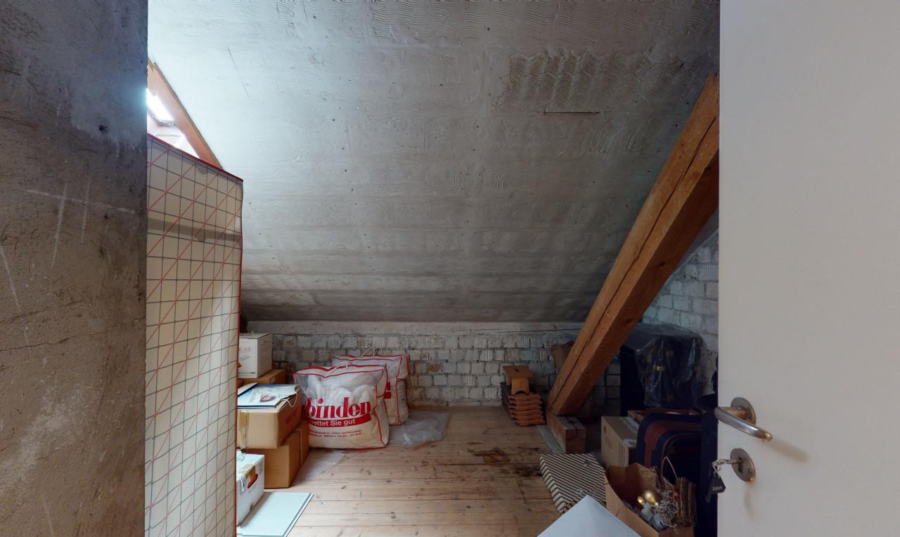 Estrich Dachgeschoss