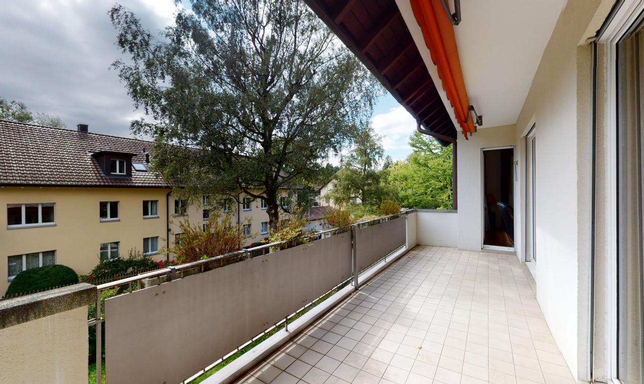 5 Zi-Wohnung 1. Stock