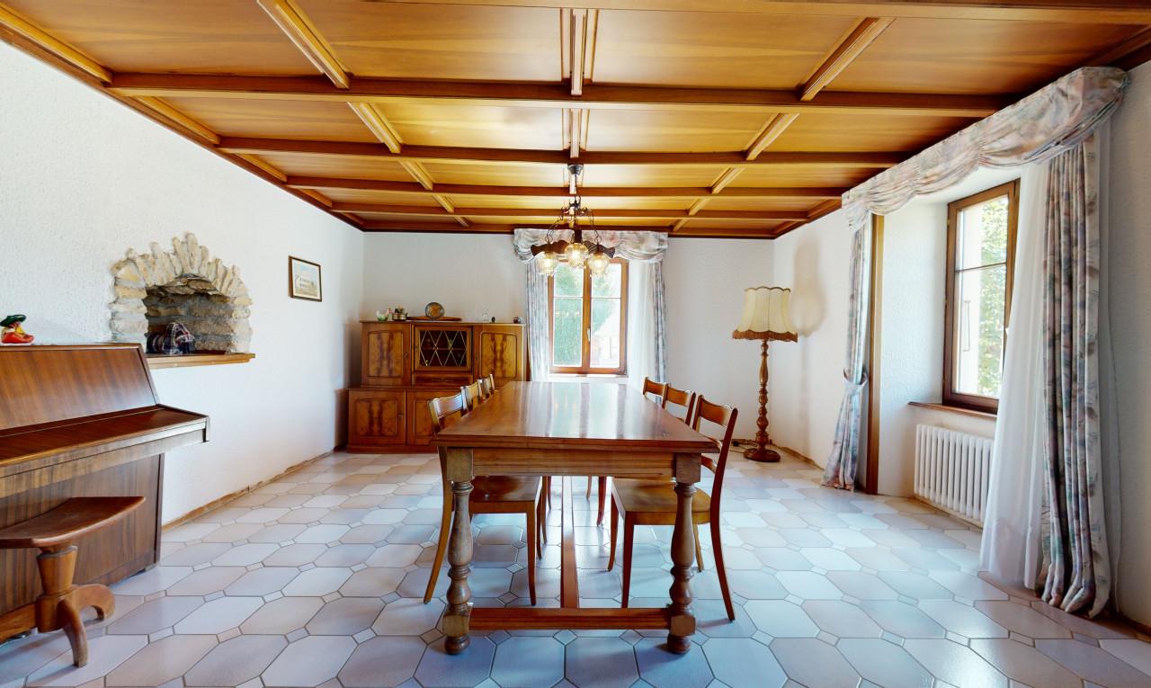 Kaufen Sie Haus in Jura Courgenay