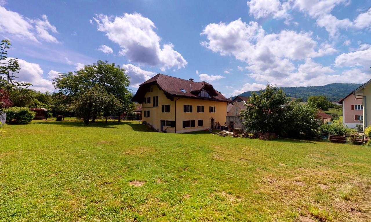Haus zu verkaufen in Jura Courgenay