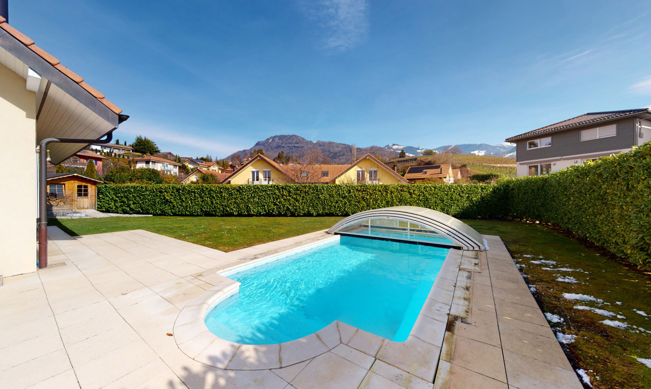 Achetez-le Maison dans Vaud Blonay