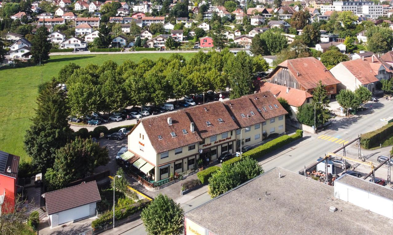 Immeuble à vendre à Jura Delémont