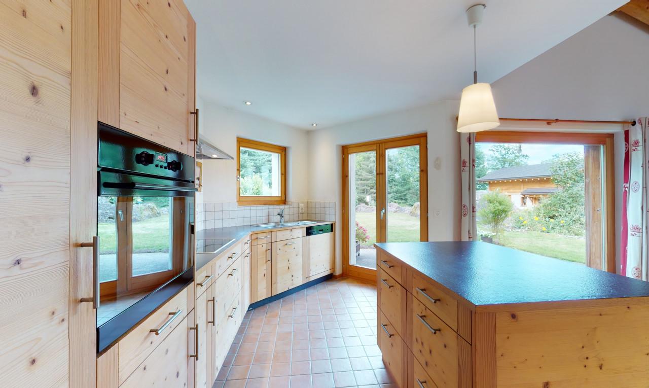 Achetez-le Maison dans Valais Salvan