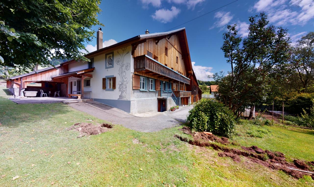 Maison à vendre à Fribourg Gumefens