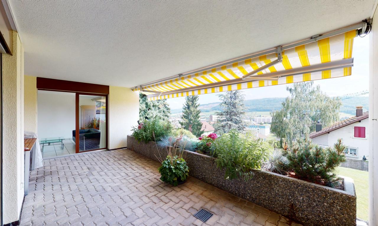 Kaufen Sie Wohnung in Solothurn Rickenbach SO