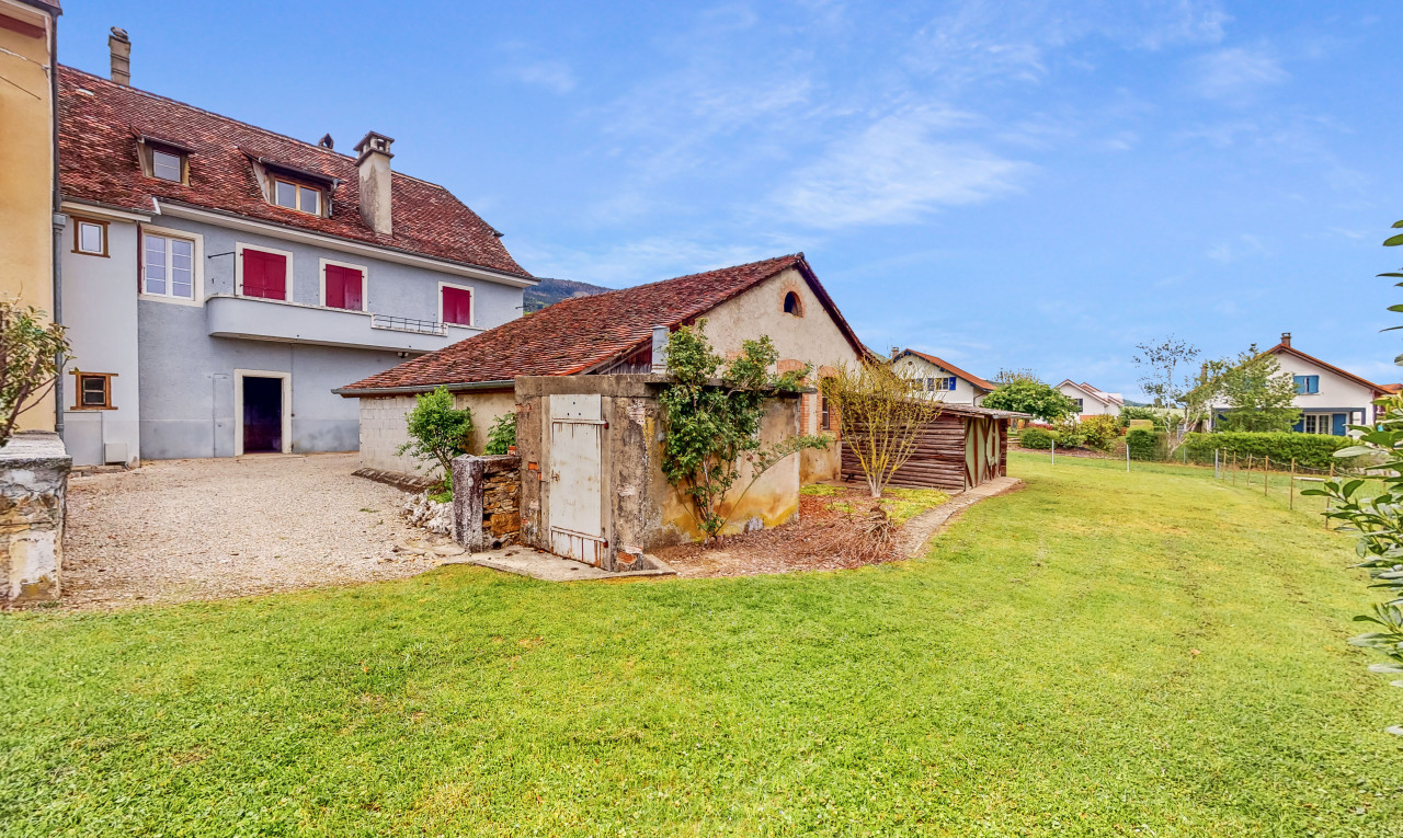 Achetez-le Maison dans Vaud Bonvillars