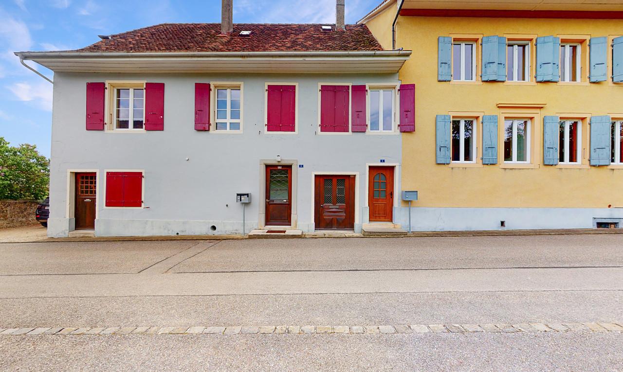 Maison à vendre à Vaud Bonvillars