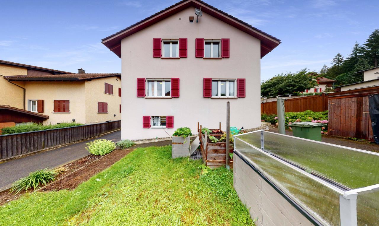 Haus zu verkaufen in Aargau Fislisbach