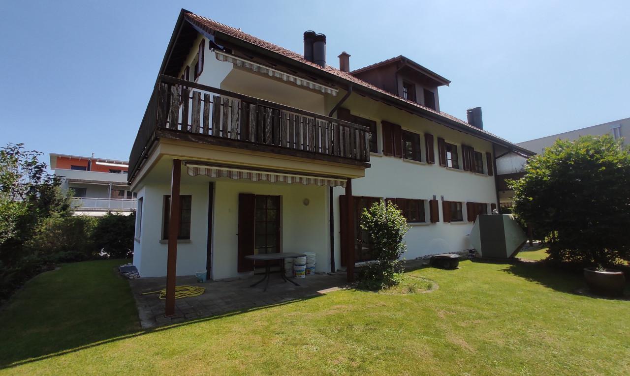 Kaufen Sie Wohnung in Solothurn Recherswil