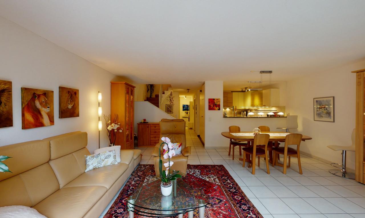 Achetez-le Appartement dans Argovie Rütihof
