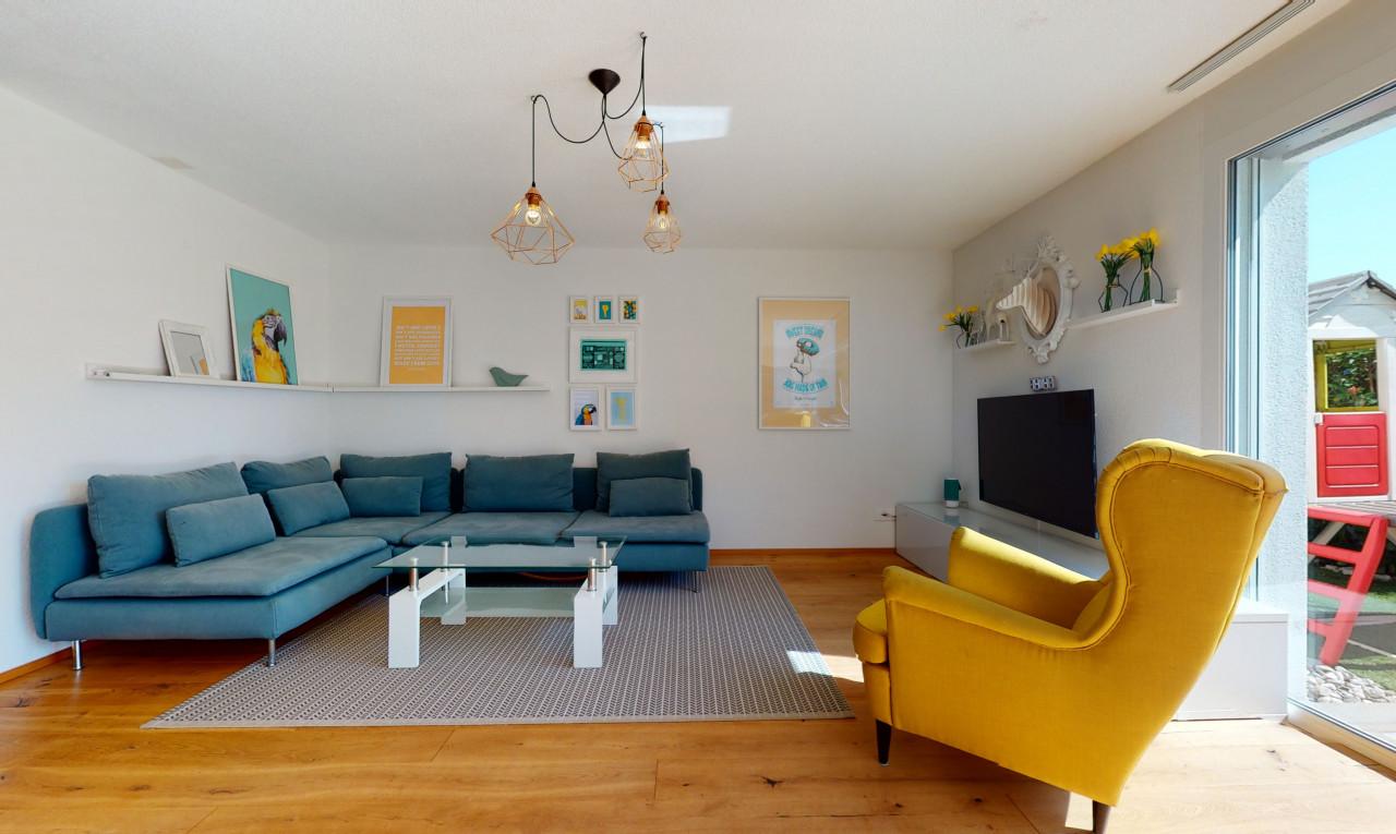 Achetez-le Maison dans Fribourg Remaufens
