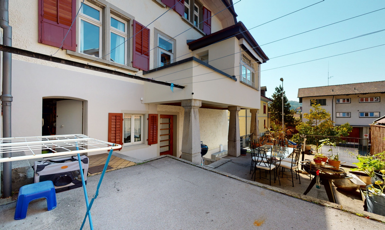 Buy it Investment property in Solothurn Schönenwerd