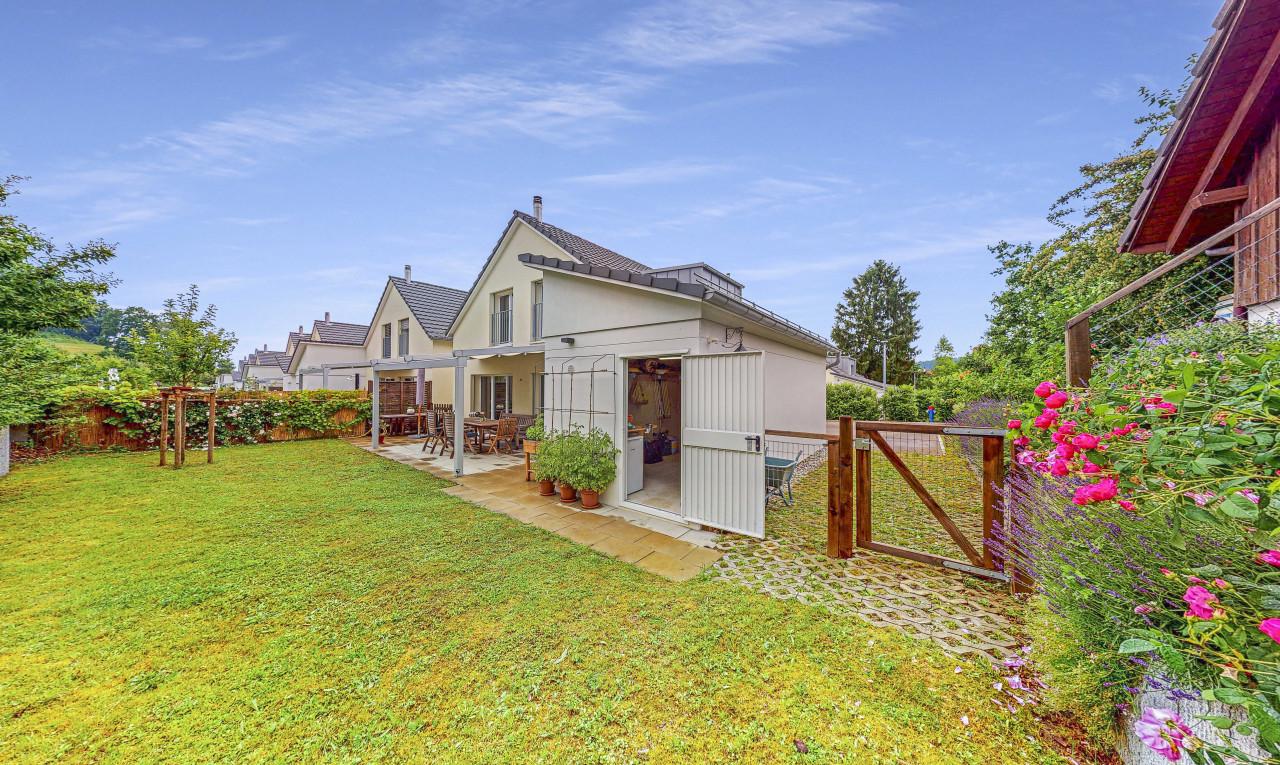 Haus zu verkaufen in Zürich Dorf