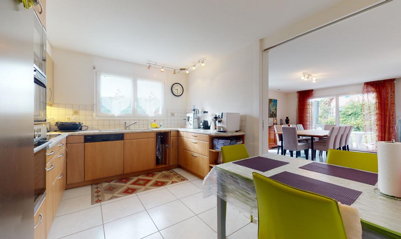Achetez-le Maison dans Vaud Vallorbe