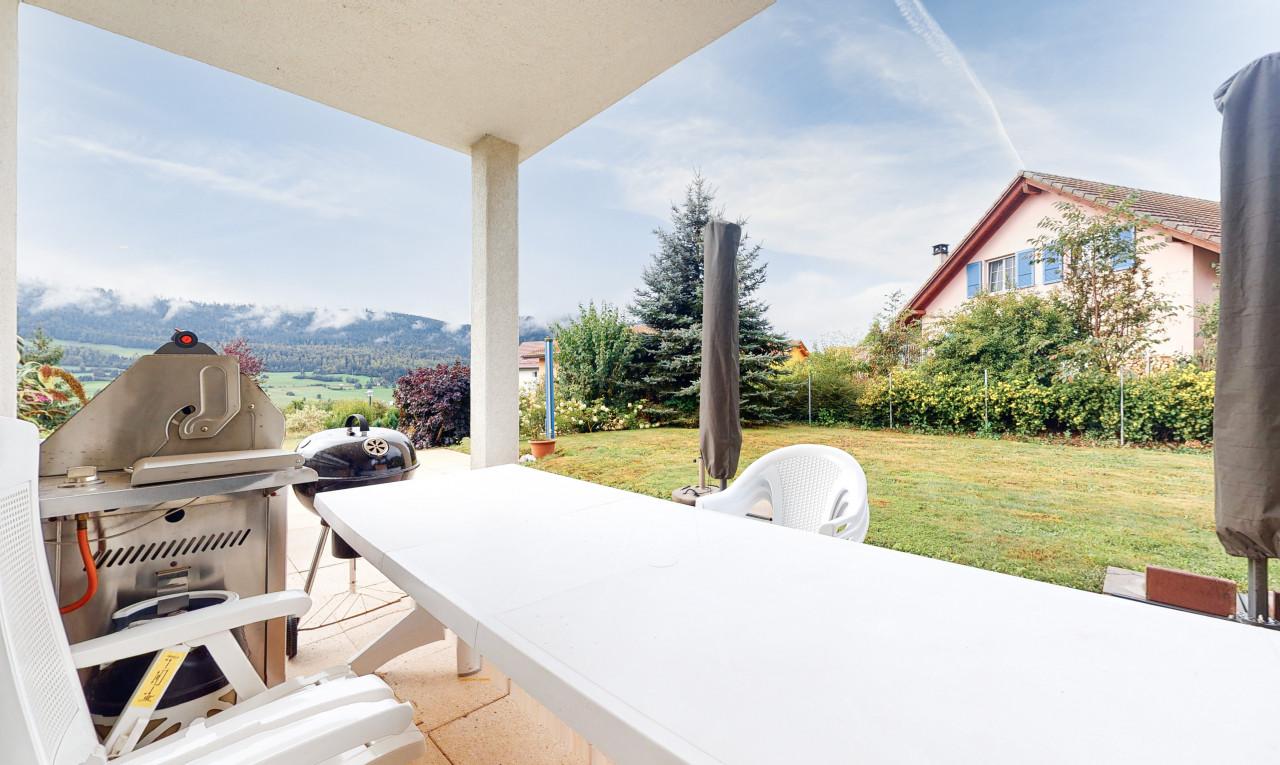 Maison à vendre à Vaud Vallorbe