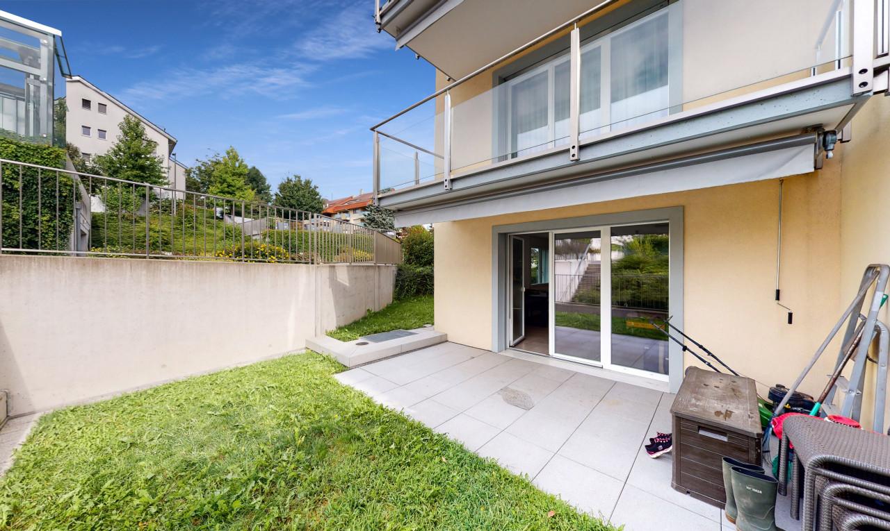 Wohnung zu verkaufen in Waadt Cossonay-Ville