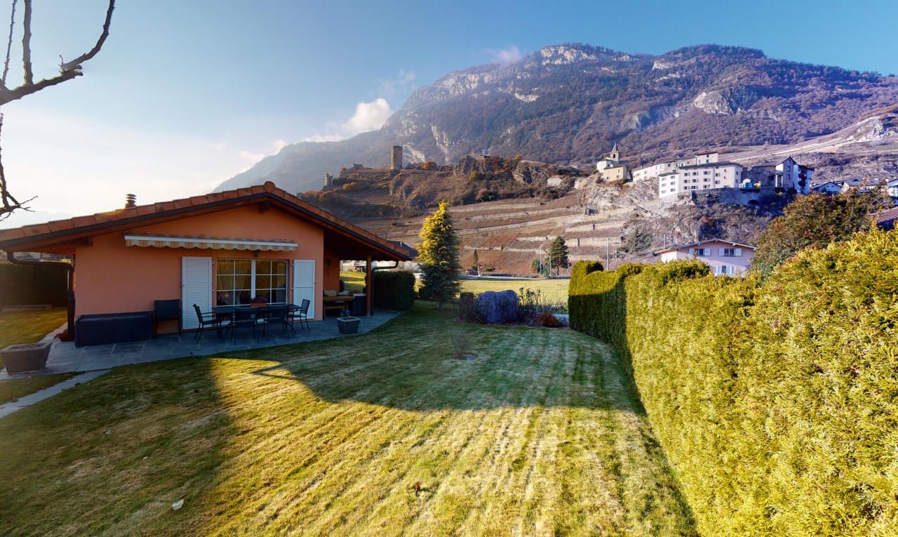 Achetez-le Maison dans Valais Saillon