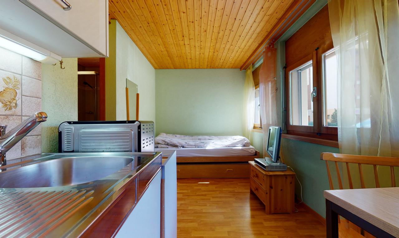 Apartment  for sale in Valais Loèche-les-Bains