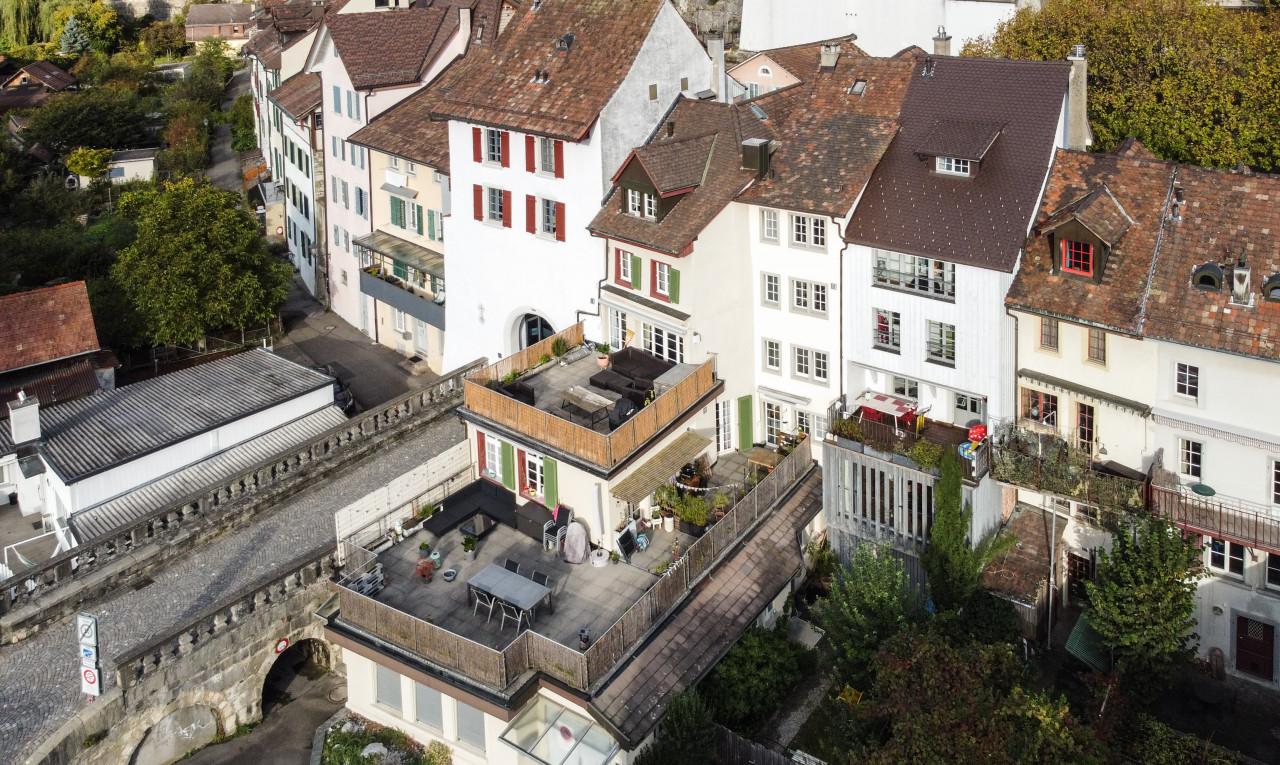 Kaufen Sie Renditeobjekt in Aargau Aarau