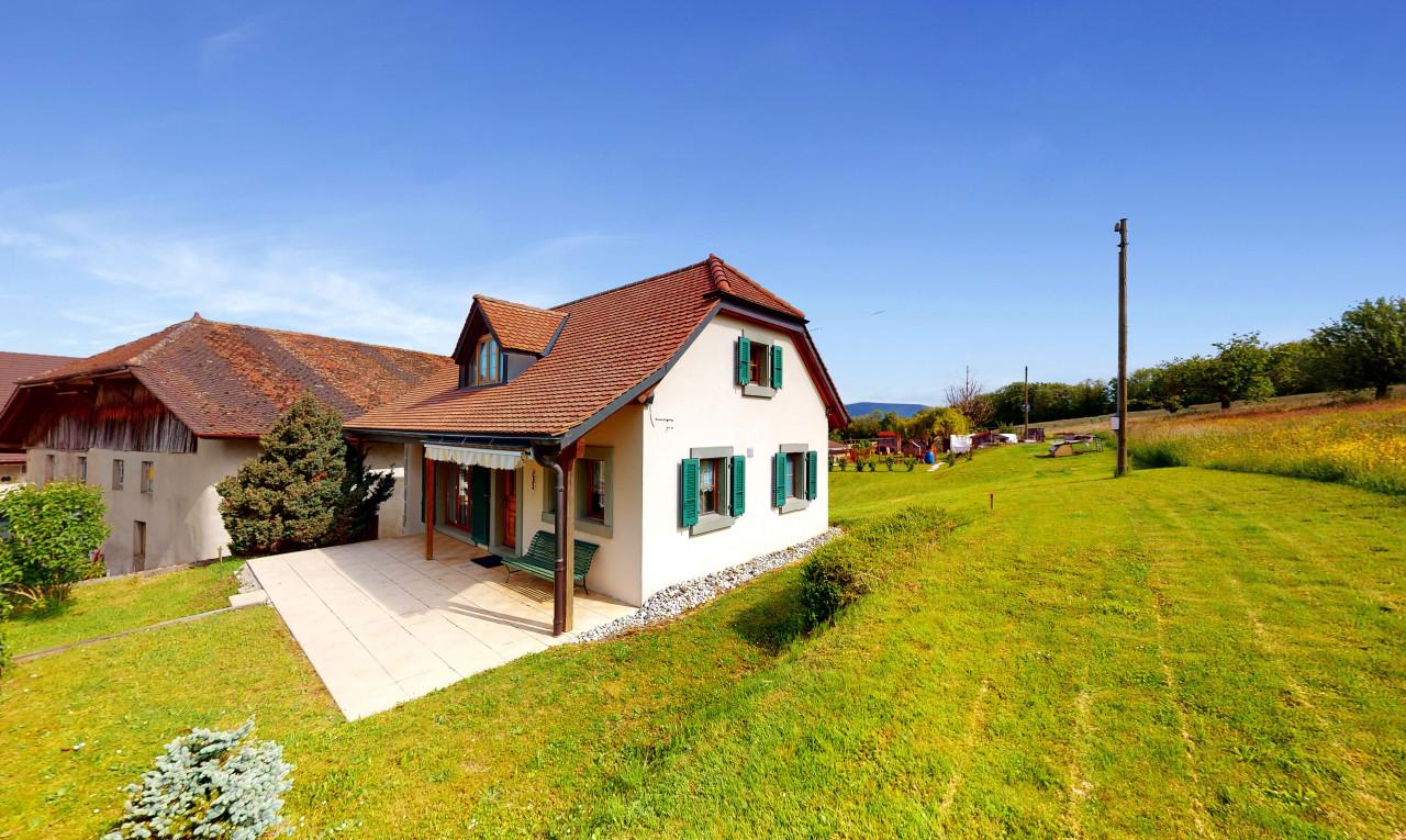 Maison à vendre à Vaud Epautheyres