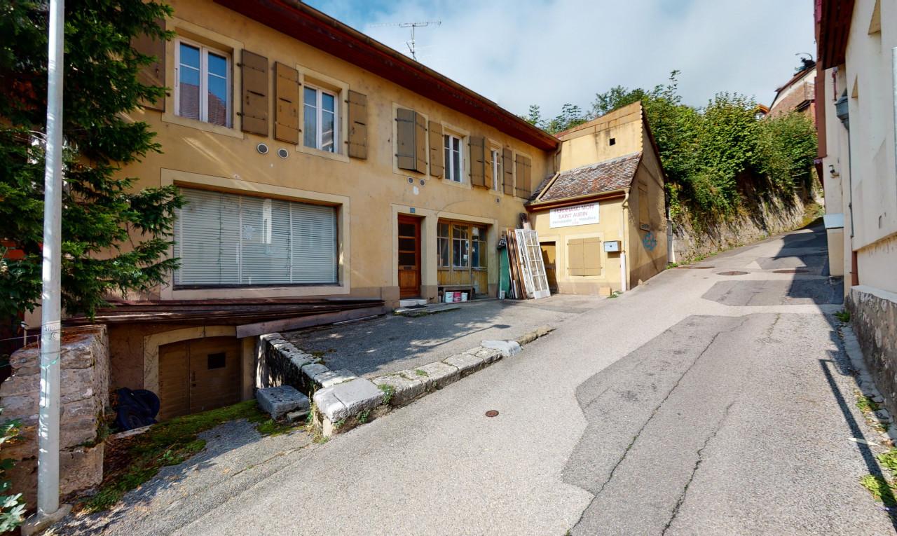 Maison  à vendre à Neuchâtel St-Aubin-Sauges