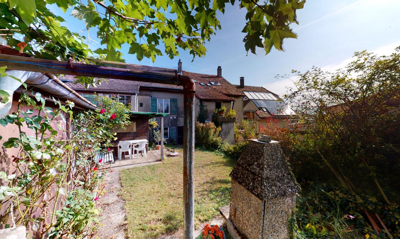 Achetez-le Maison dans Neuchâtel St-Aubin-Sauges