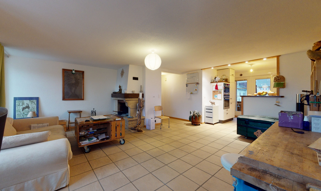 Apartment  for sale in Valais Vionnaz
