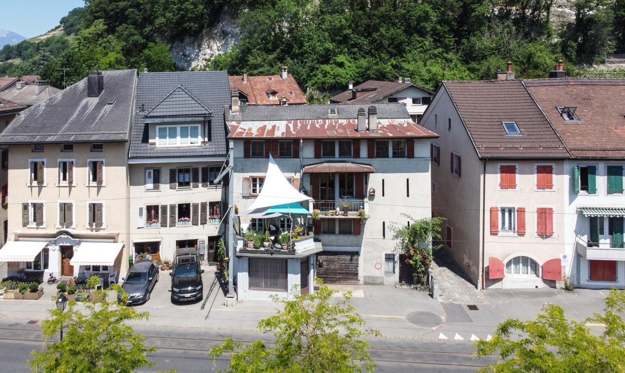 Maison à vendre à Vaud Bex