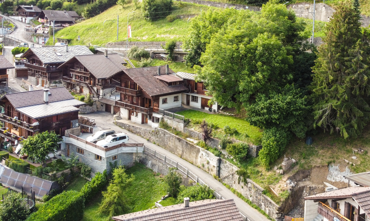 Maison  à vendre à Vaud Gryon