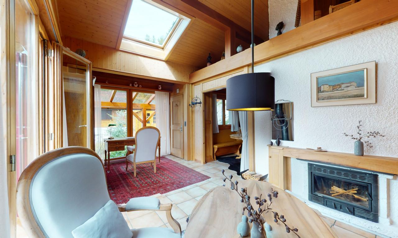Achetez-le Maison dans Fribourg Crésuz