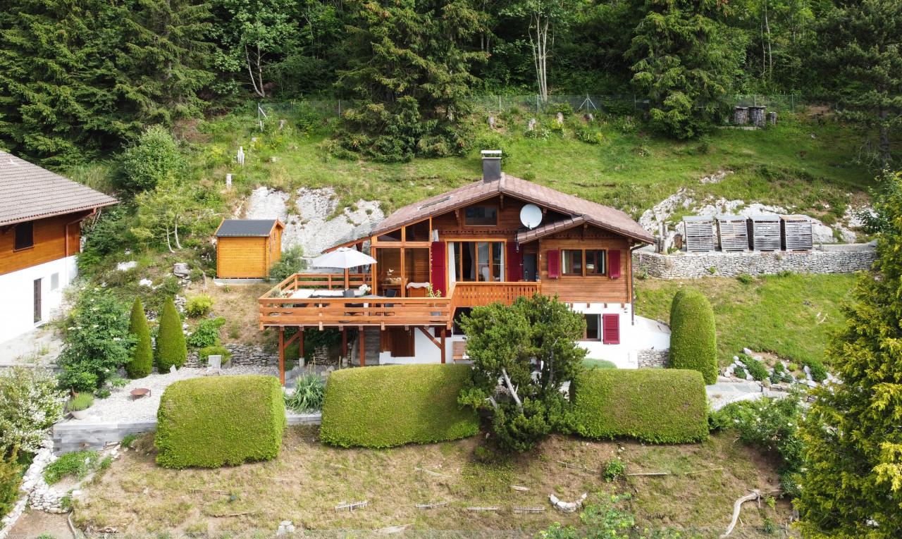 Maison à vendre à Fribourg Crésuz