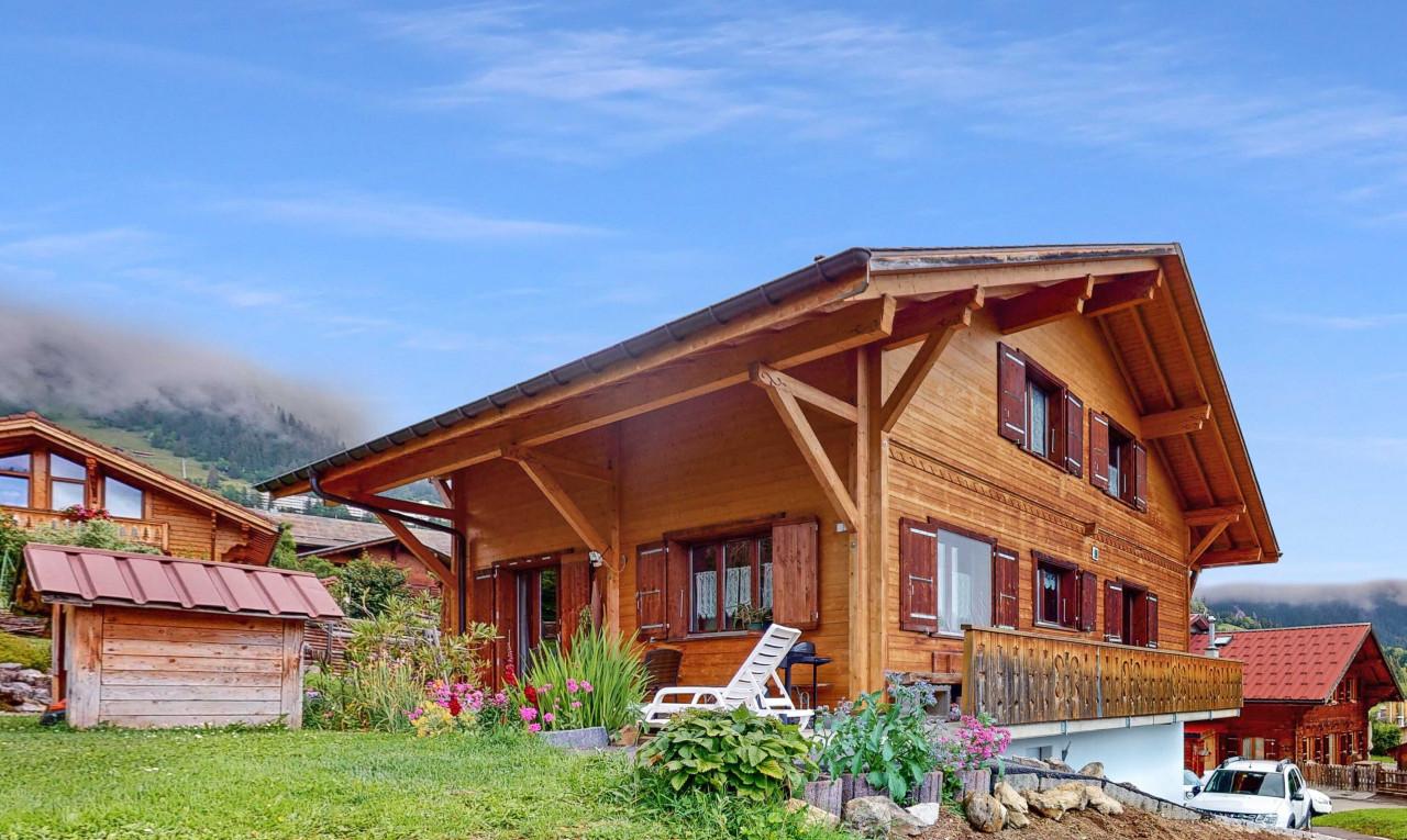 Maison à vendre à Vaud Leysin