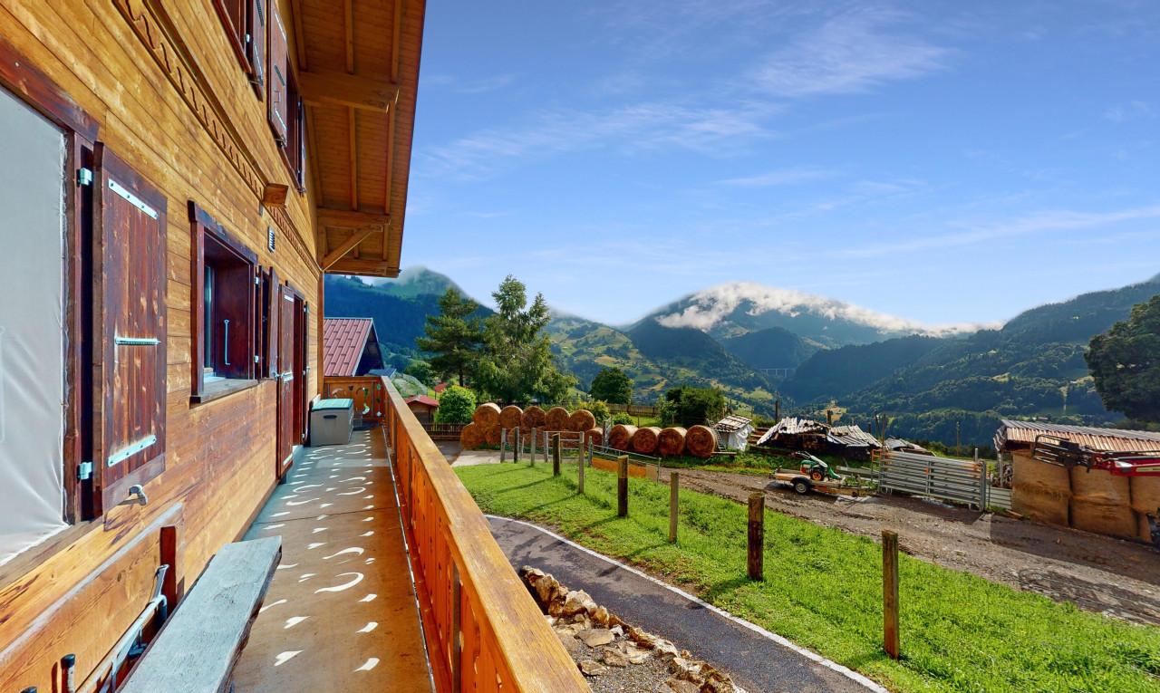 Achetez-le Maison dans Vaud Leysin