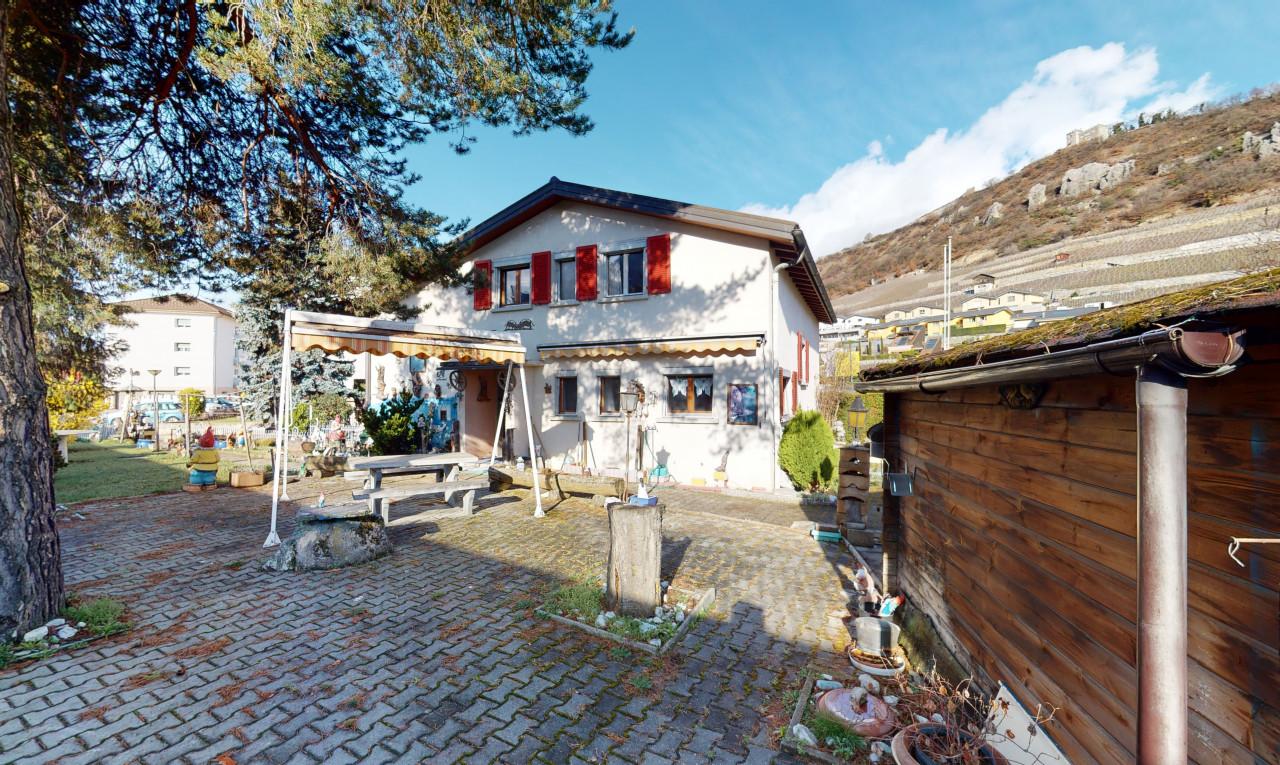 Haus zu verkaufen in Wallis Siders