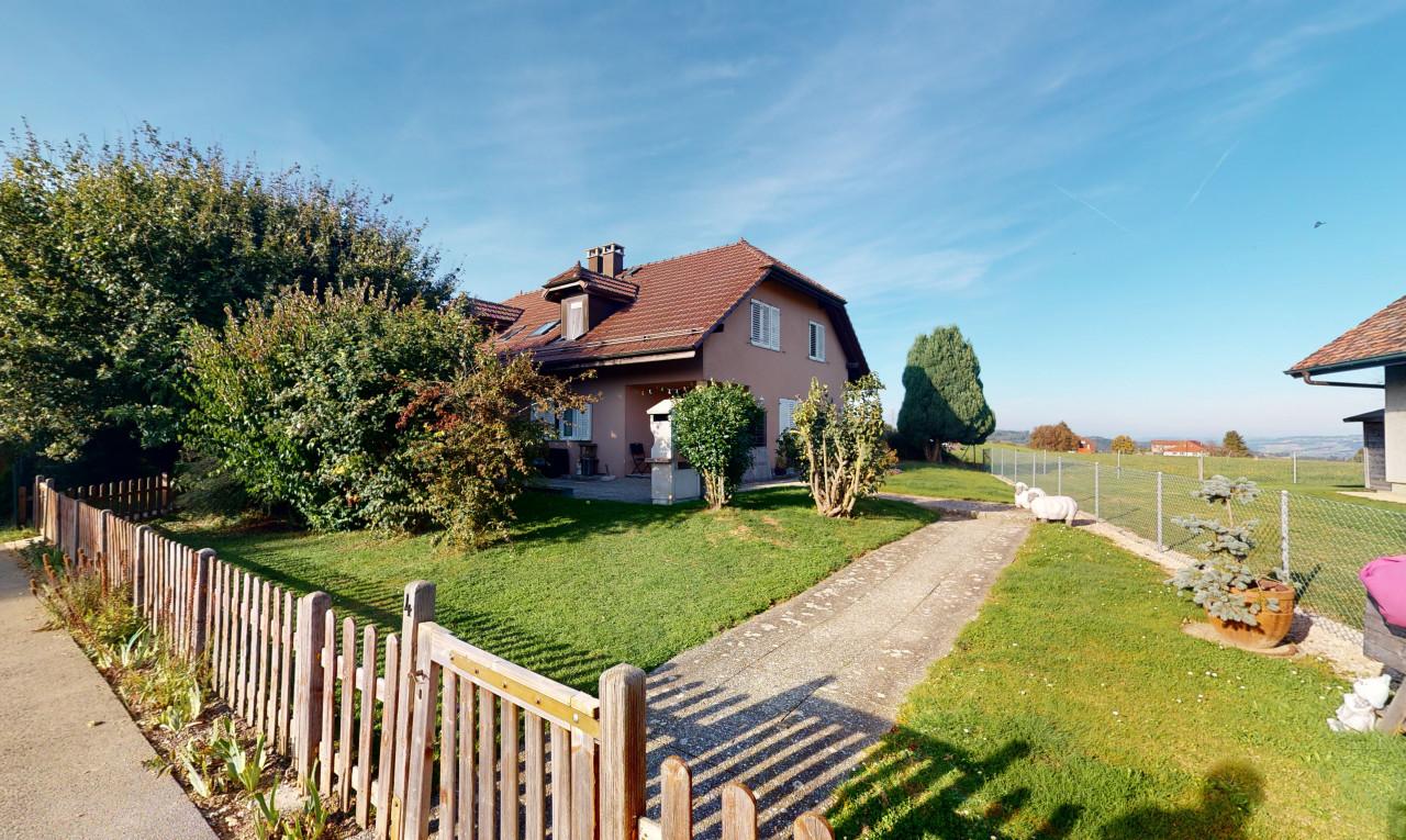 House  for sale in Vaud Peney-le-Jorat