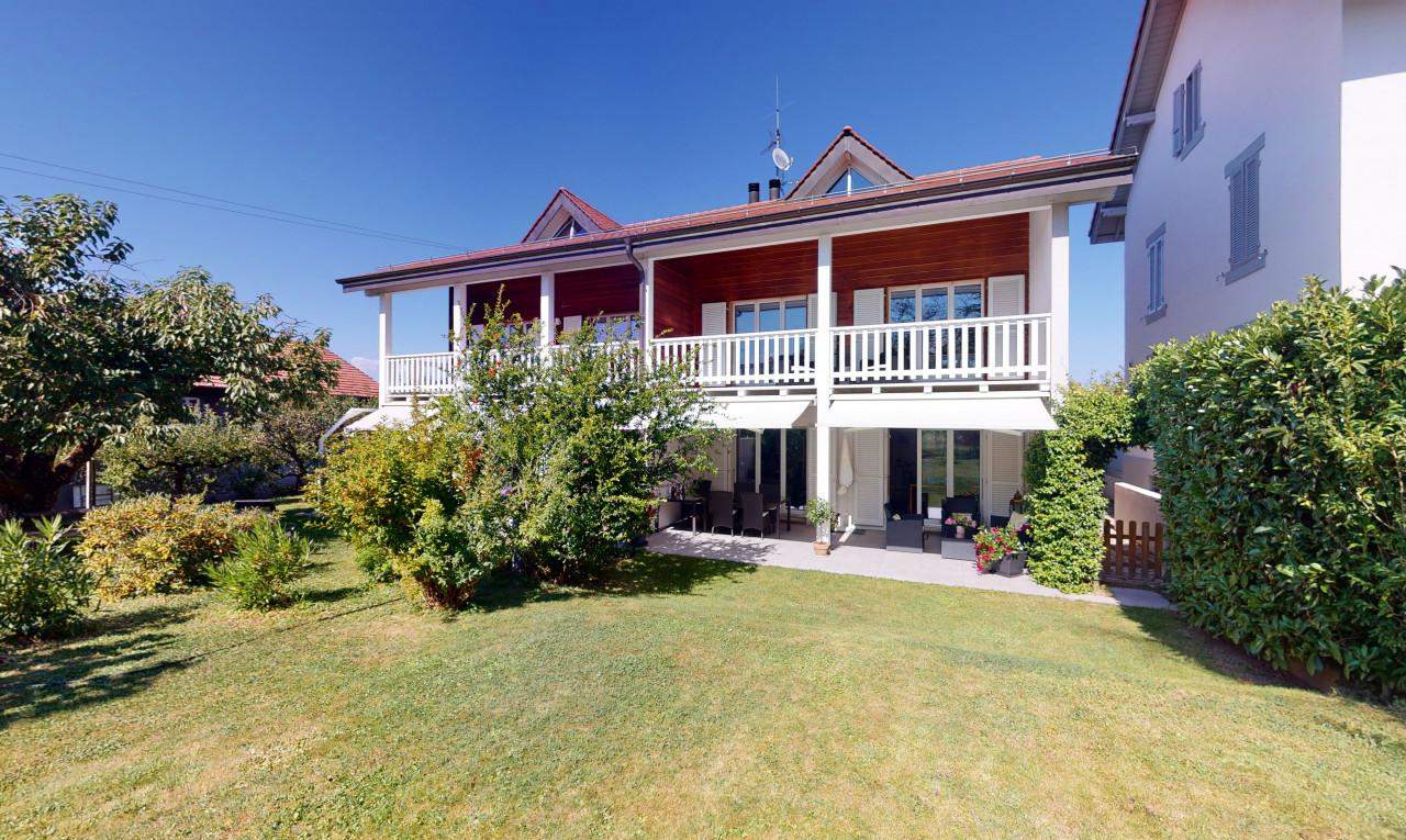 Maison à vendre à Genève Plan-les-Ouates