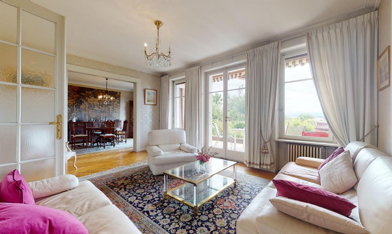 Achetez-le Maison dans Genève Bellevue