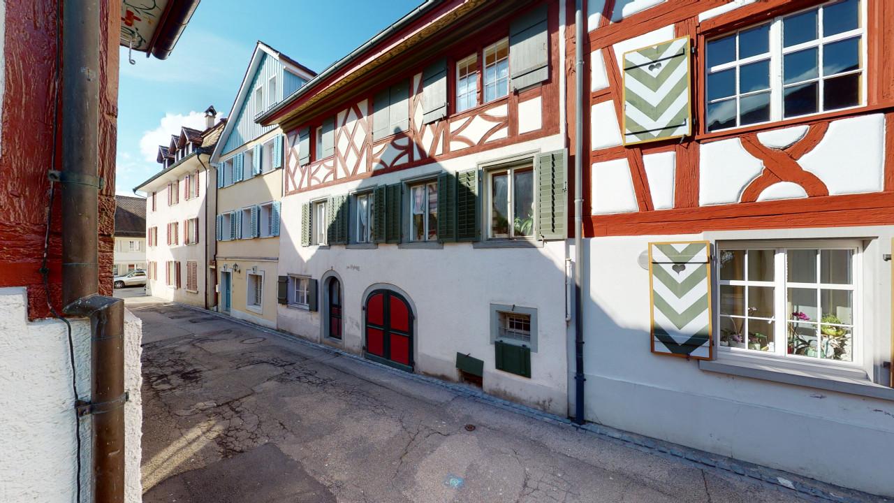 Schönes Wohnhaus mit 5 Wohneinheiten in Steckborn, unweit des Sees