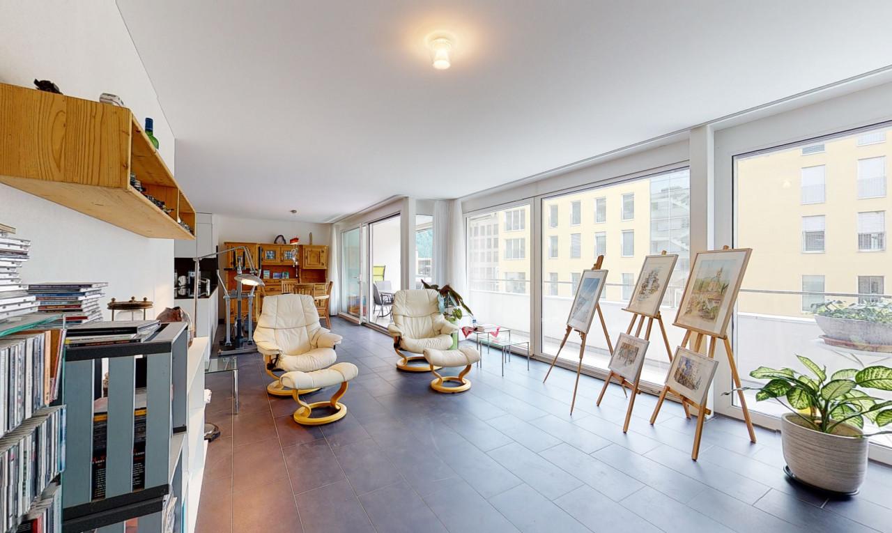 Kaufen Sie Wohnung in Graubünden Landquart