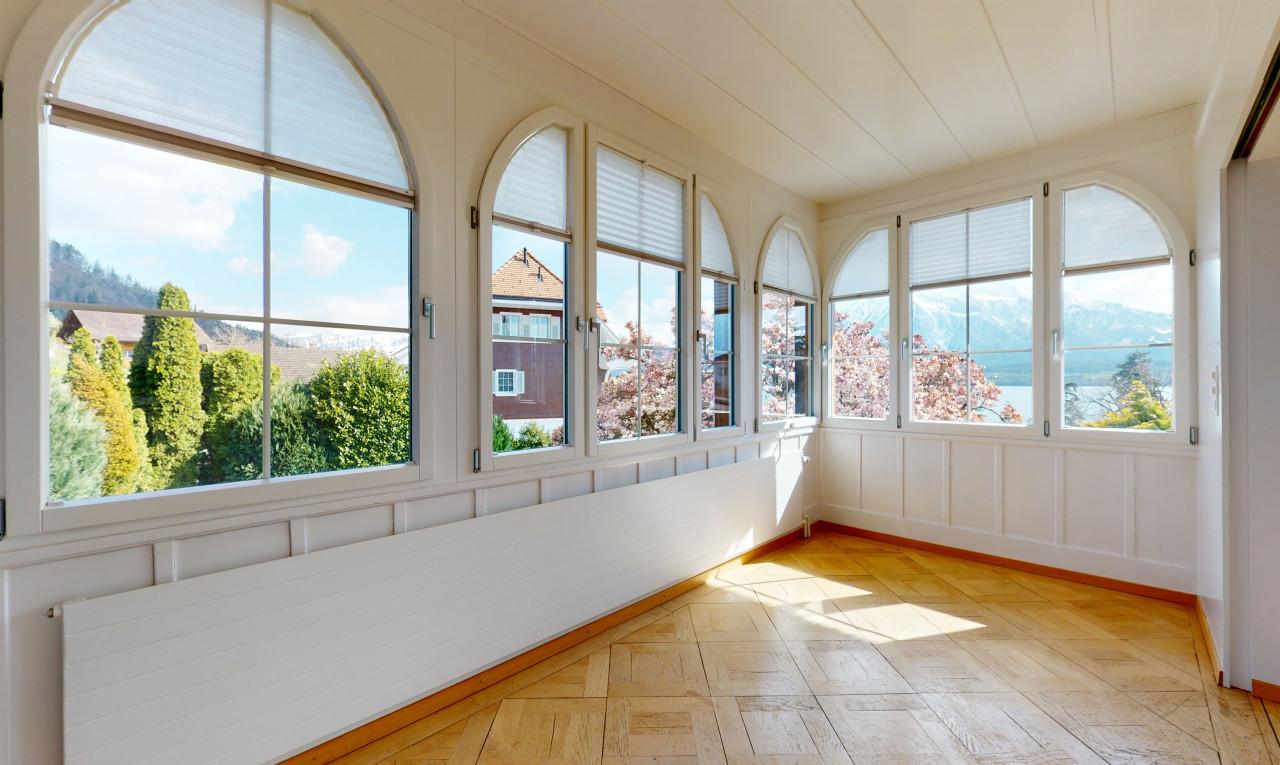 Maison  à vendre à Berne Oberhofen (lac de Thoune)