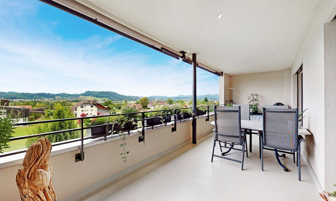 Wohnung zu verkaufen in Luzern Wikon