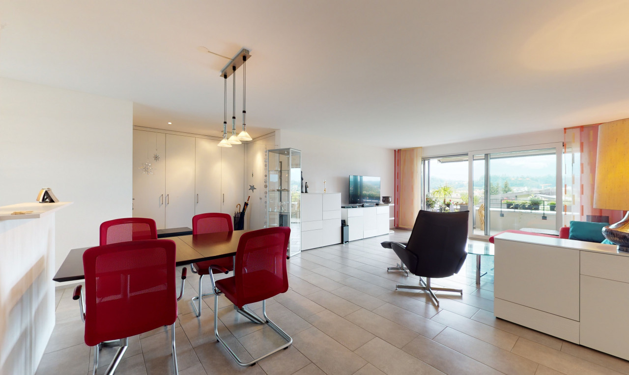 Kaufen Sie Wohnung in Luzern Wikon