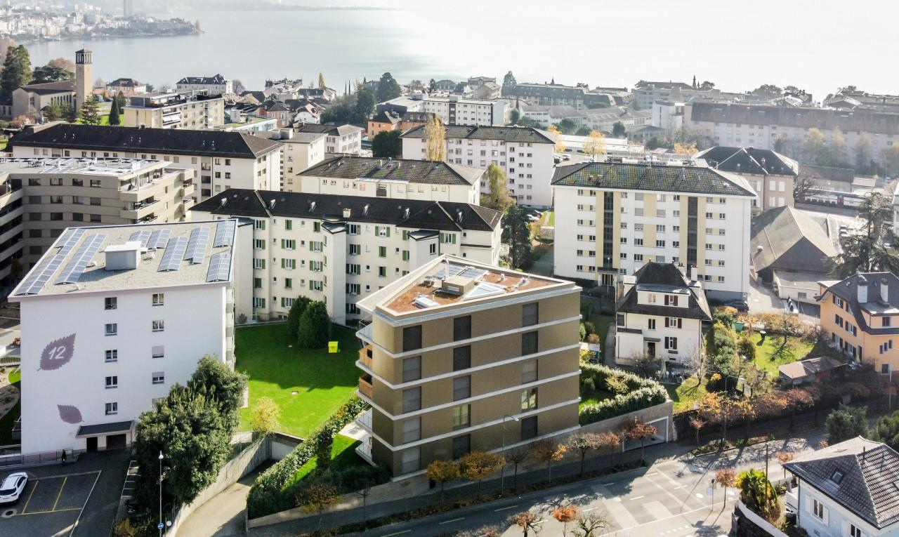 Achetez-le Immeuble de rendement dans Vaud Clarens