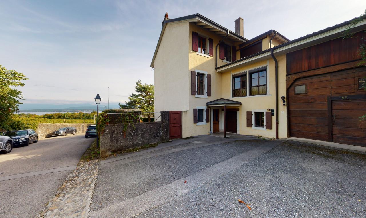 Buy it House in Geneva Céligny