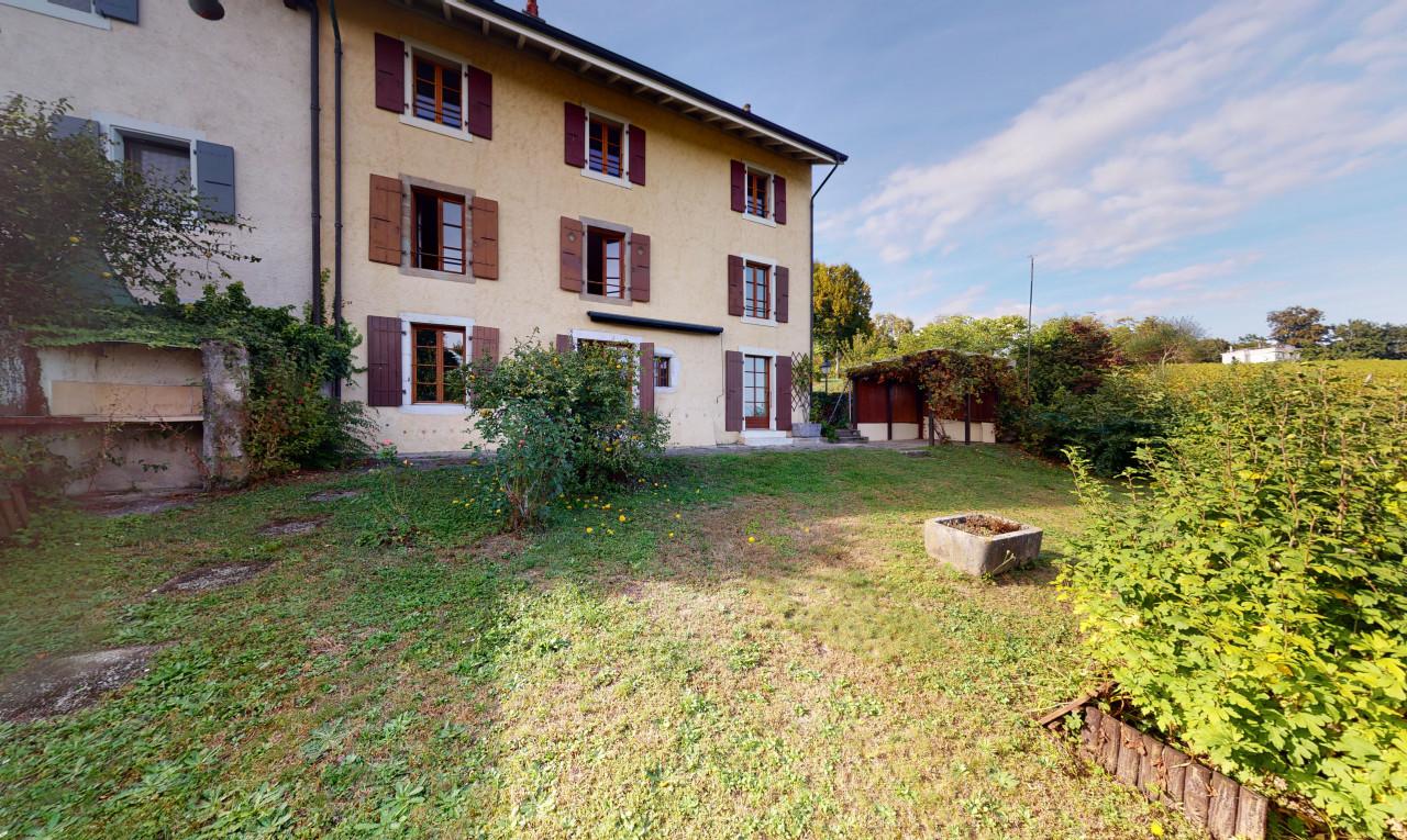 House  for sale in Geneva Céligny