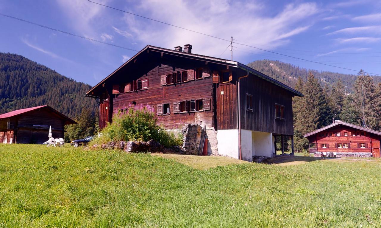Maison à vendre à Vaud Les Diablerets