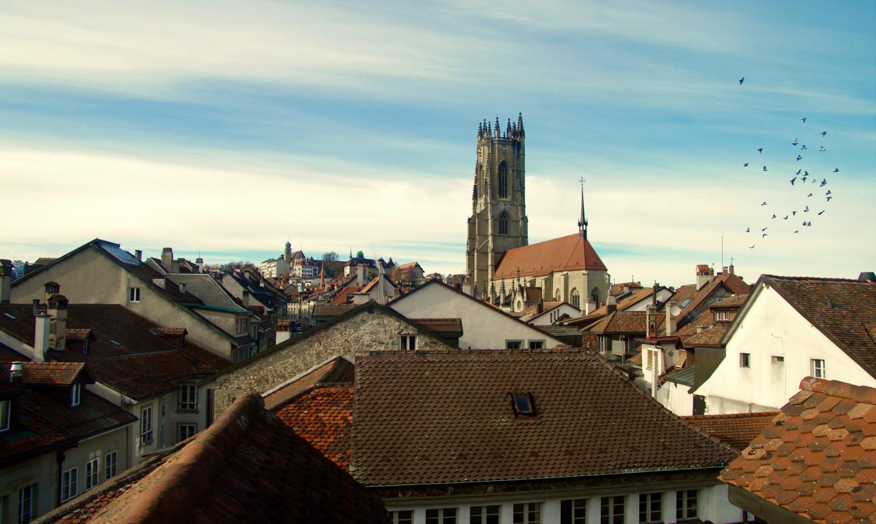 Appartement  à vendre à Fribourg Fribourg